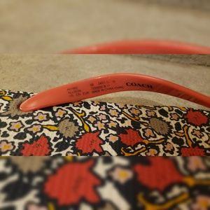 Coach Shoes - Coach Allison Flip Flops size 8